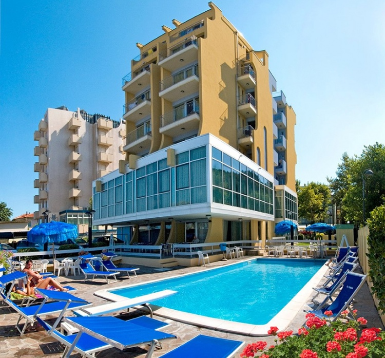 Hotel  Stelle Marina Centro
